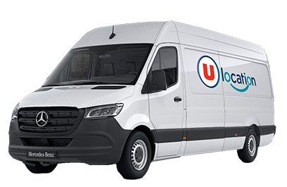 Location utilitaire Location u U Express GRAND FOUGERAY 15 m3 - MERCEDES SPRINTER (ou équivalent)