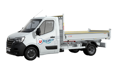 Location utilitaire Location u U Express GRAND FOUGERAY Camion Benne - CITROEN JUMPER (ou équivalent)
